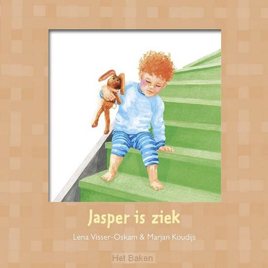 Jasper is ziek