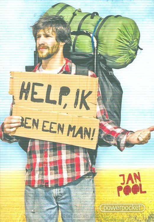 Help ik ben een man
