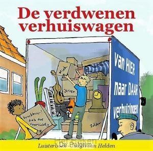 Verdwenen verhuiswagen  LUISTERBOEK