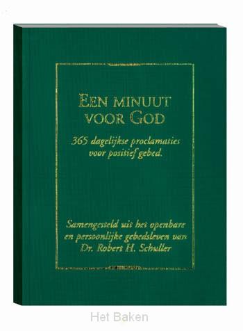 1 MINUUT VOOR GOD