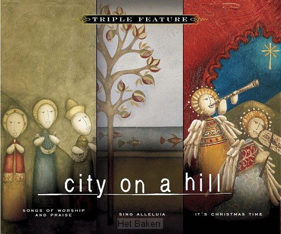 TRIPLE FEATURE: CITY ON A HILL