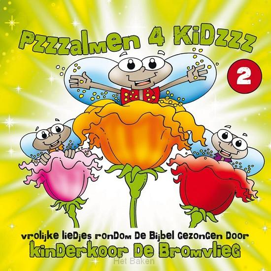 (CB) PZZZALMEN 4 KIDS DEEL 2