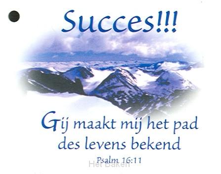 KADOKAARTJE SUCCES PS 16:11