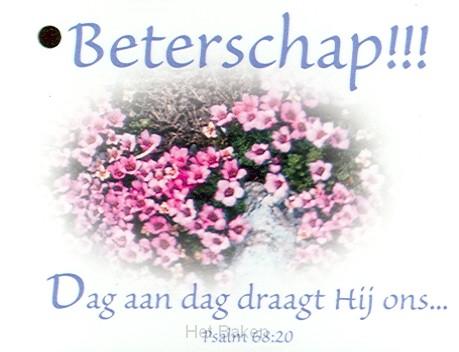 KADOKAARTJE BETERSCHAP PS 68:20