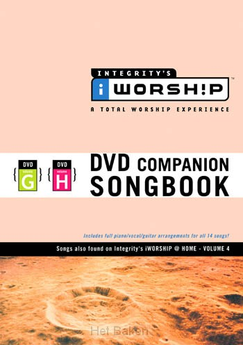 I WORSHIP VOL. G&H SONGBOOK