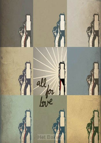 ALL FOR LOVE  (SONGBOOK)