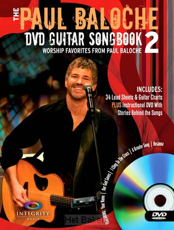 THE PAUL BALOCHE GUITAR SONGBOOK 2