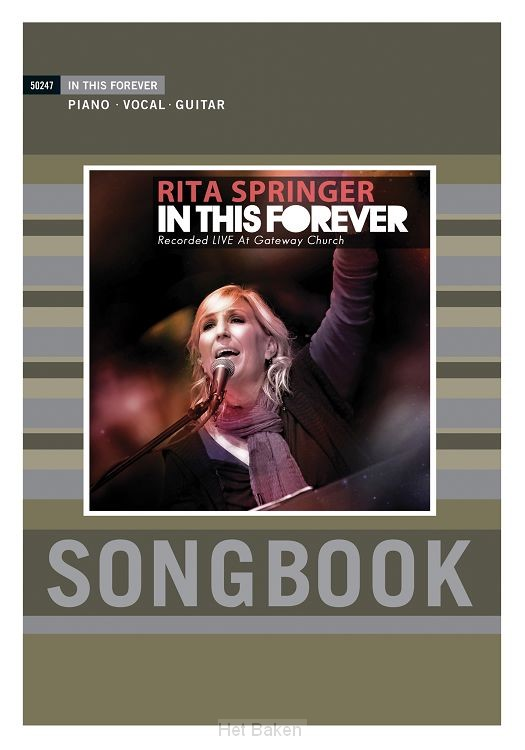 IN THIS FOREVER - SONGBOOK