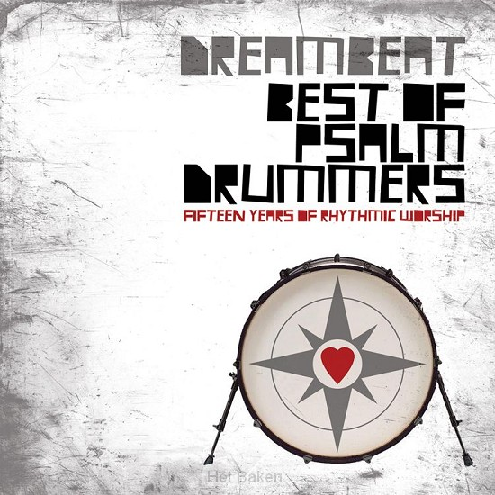 THE BEST OF PSALM DRUMMERS  (CD+DVD)