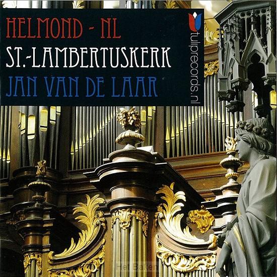 HELMOND ST LAMNERTUSKERK