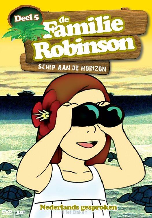 FAMILIE ROBINSON DEEL 5