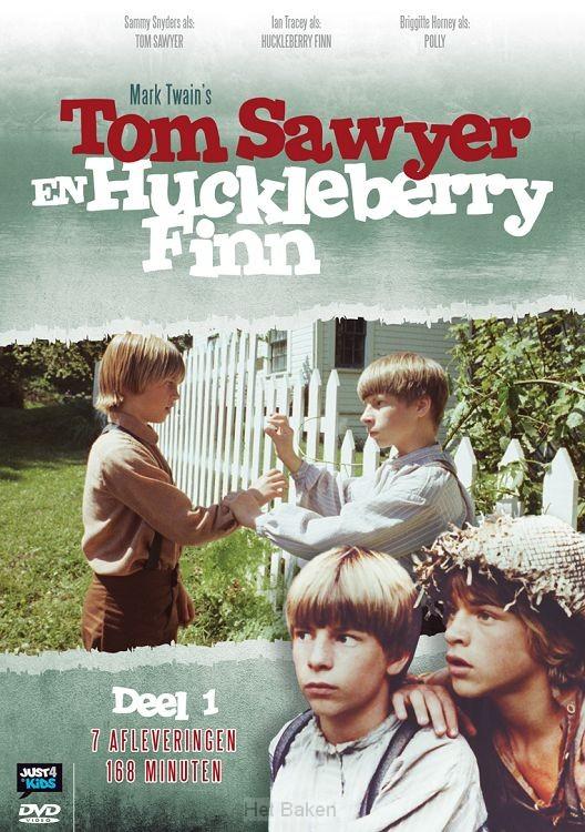 TOM SAWYER AND HUCKLEBERRY FINN  1