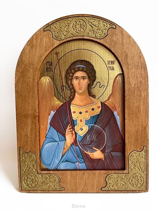 Icoon Aartsengel Michael 20x15 cm