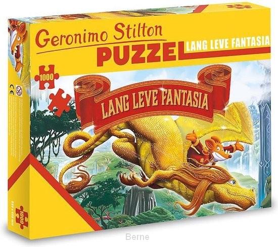 Puzzel - Lang Leve Fantasia