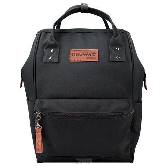 Unique Laptop backpack Black
