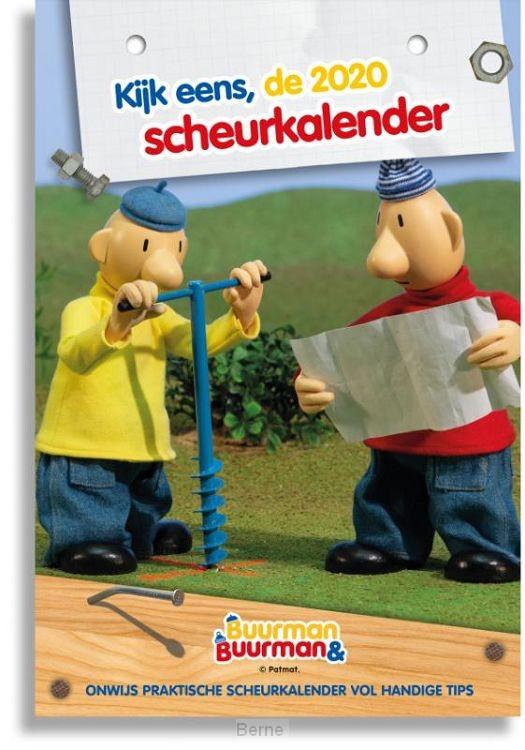 SCHEURKALENDER 2020 BUURMAN & BUURMAN  - FSC MIX CREDIT