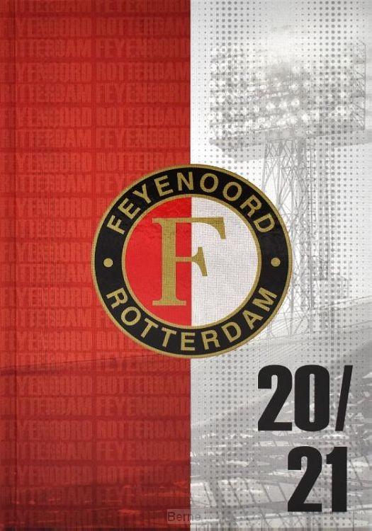 SCHOOLAGENDA FEYENOORD - BTS 20-21 LOS FSC MIX CREDIT