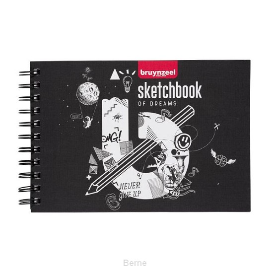 Bruynzeel Teens A5 schetsboek