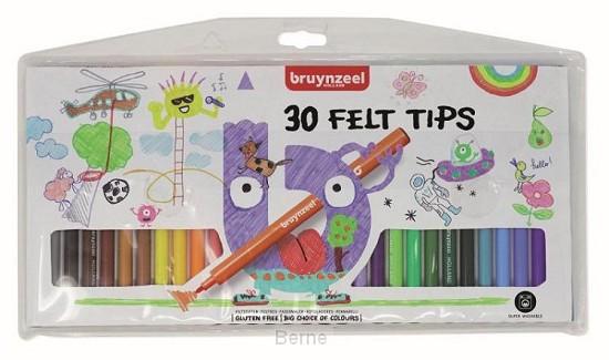 Bruynzeel Kids 30 viltstiften