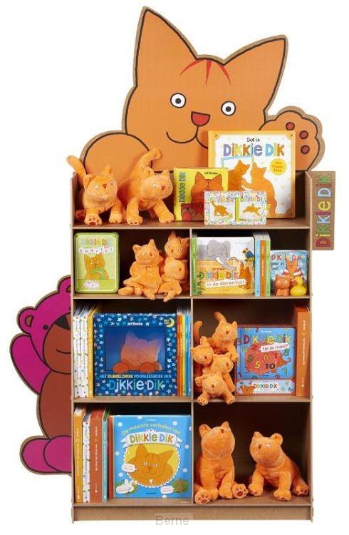 Dikkie Dik boekenpakket tbv boom-display