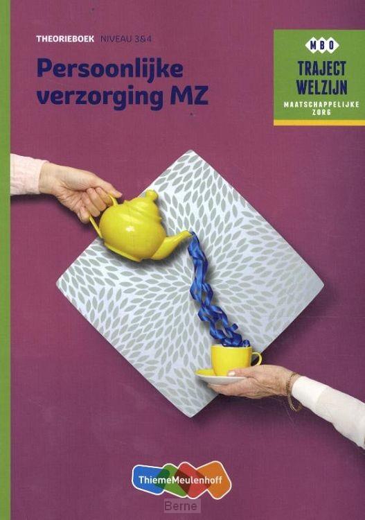 Traject Welzijn Persoonlijke verzorging MZ - niveau 3/4 + 1 jaar VL