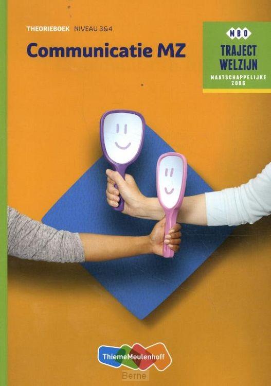 Traject Welzijn Communicatie MZ - niveau 3/4 + 1 jaar VL