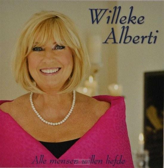 Willeke Alberti - alle mensen willen liefde (cd)
