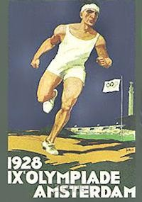 Olympische Spelen Van 1928 Amsterdam