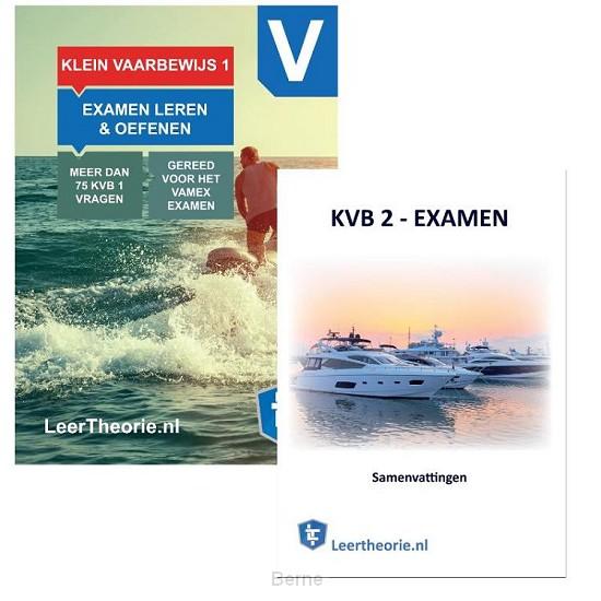 VaarbewijsTheorieboek en KVB 1 samenvatting - KleinVaarbewijs 1 Cursusboek - Pleziervaartexamen 1