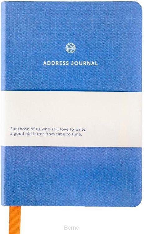A-Journal Adresboek - Adresboekje
