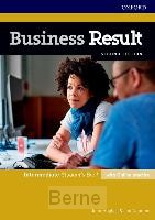 Business Result: Intermediate. Student's Book with Online Practice