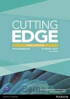 Cutting Edge Pre-Intermediate Students' Book with DVD