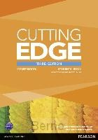 Cutting Edge Intermediate Students' Book with DVD and MyEnglishLab Pack