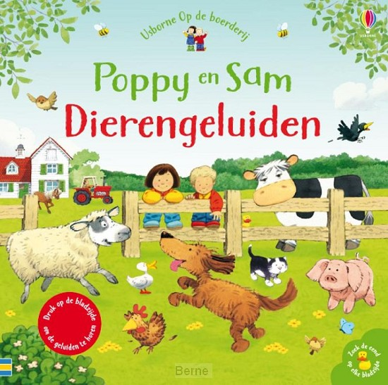 Poppy en Sam Dierengeluiden