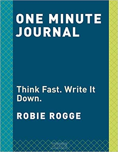 One Minute Journal