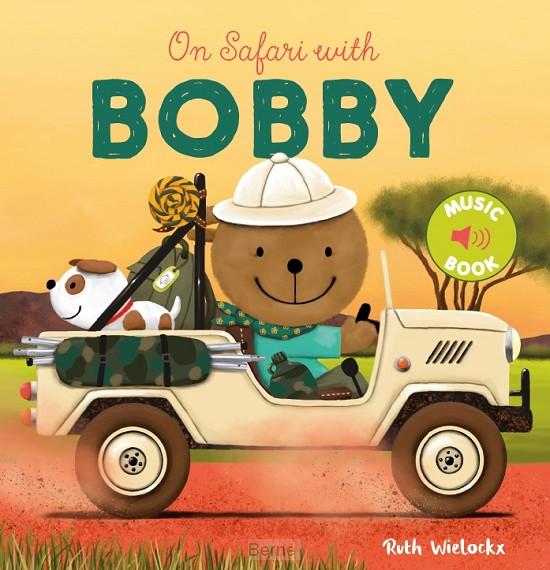 On safari with Bobby (music book)