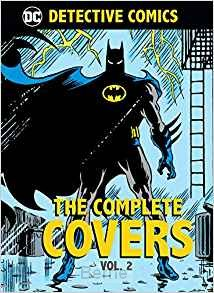DC Comics: Detective Comics: The Complete Covers Volume 2