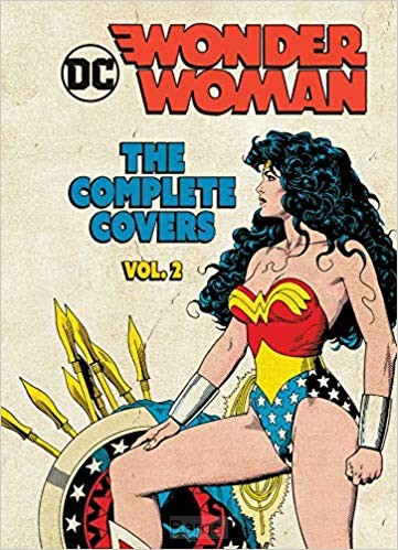 DC Comics: Wonder Woman: The Complete Covers Volume 2