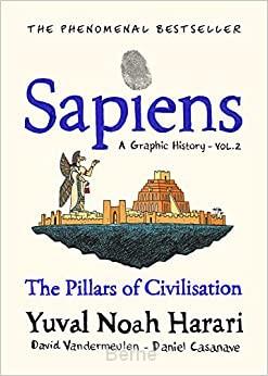 Sapiens A Graphic History, Volume 2