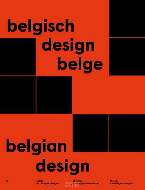 Belgisch design belge (EN-FR-NL)