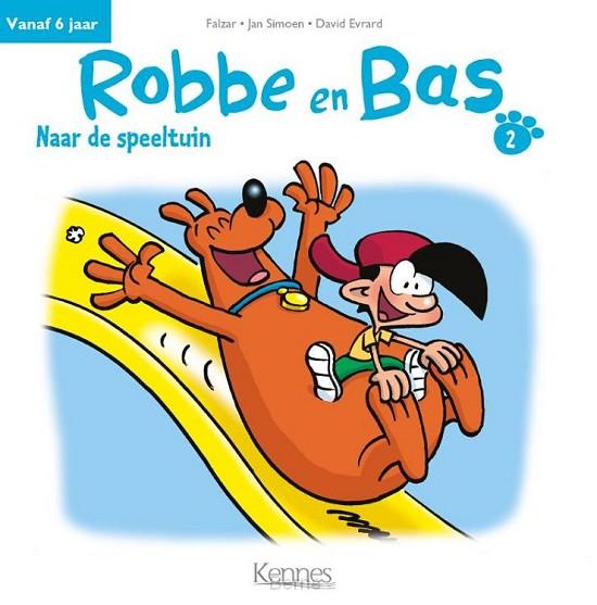 Robbe en Bas D02 - Naar de speeltuin