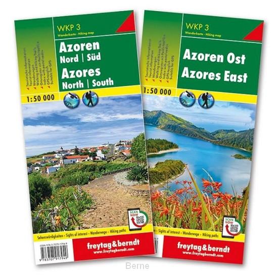 F&B WKP3 Azoren 2-kaartenset