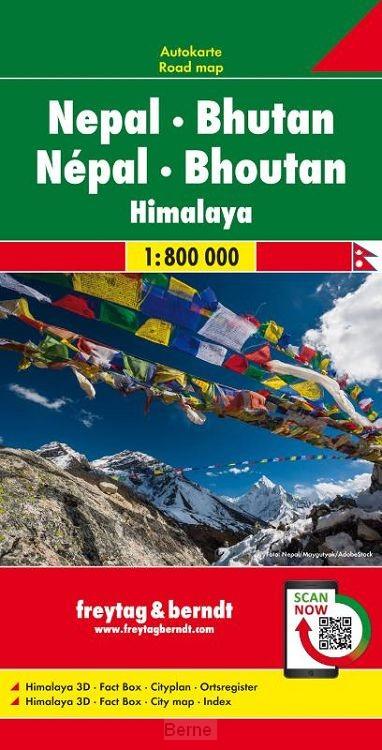 F&B Nepal, Bhutan