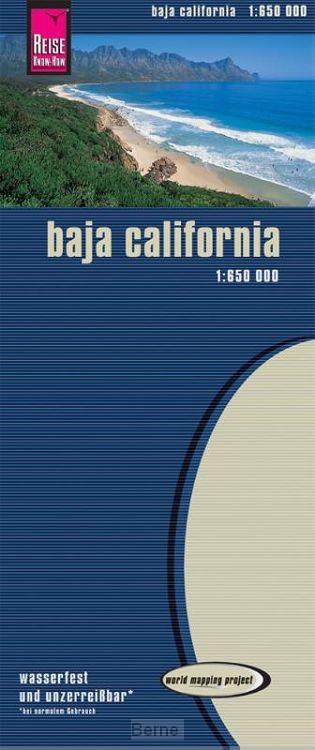 Baja California 1 : 650 000