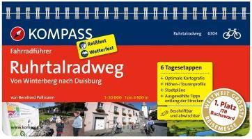FF6304 Ruhrtalradweg Kompass