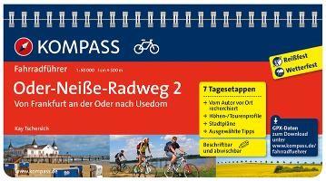 FF6302 Oder-Neiße 2, Frankfurt bis Usedom Kompass