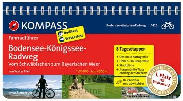 FF6426 Bodensee-Königssee-Radweg Kompass