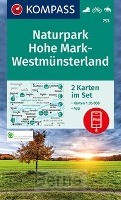 Naturpark Hohe Mark, Westmünsterland 1:35 000