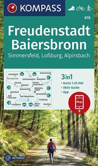 Freudenstadt, Baiersbronn, Simmersfeld, Loßburg, Alpirsbach