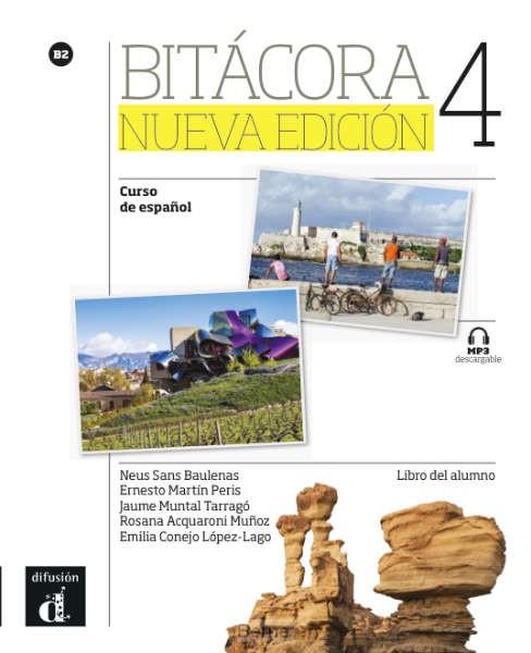 Bitácora 4 Nueva edición - Libro del alumno versión original